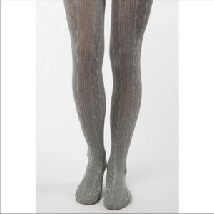Urban outfitters sweater tights new